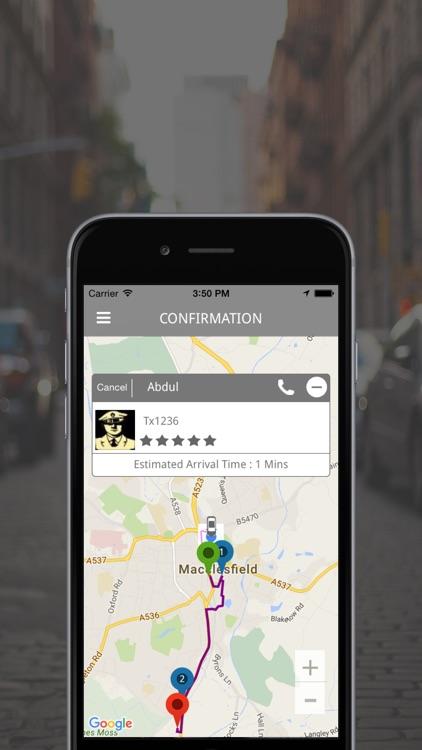 Legal Taxis screenshot-3