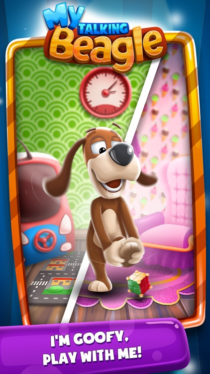 My Talking Beagle Virtual Pet screenshot-3