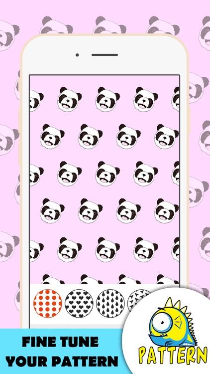 Pattern Wallpaper.s & Background.s Creator - Design Cute.st Photo.s for Home Screen screenshot-3