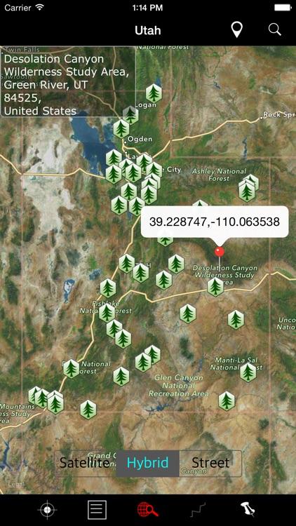 Utah State Parks & Recreation Areas