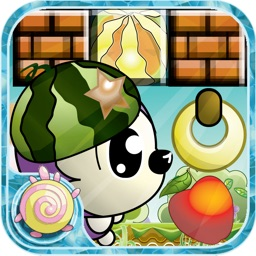 Monko Jumpo - Melon Monkeys Platformer 2in1