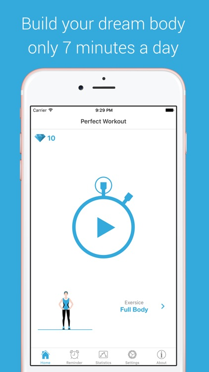 Perfect Workout - Your Trainer