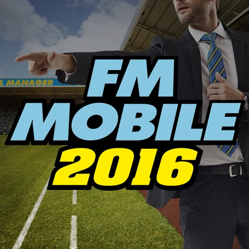 Football Manager Mobile 2016 icon