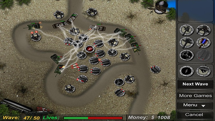 War Tower Defense  - Top Free  Strategy TD Game