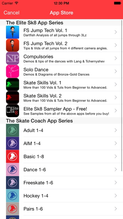 Sk8CoachFree screenshot-4