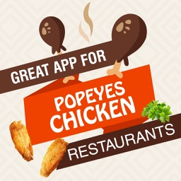 Great App for Popeyes Chicken Restaurants