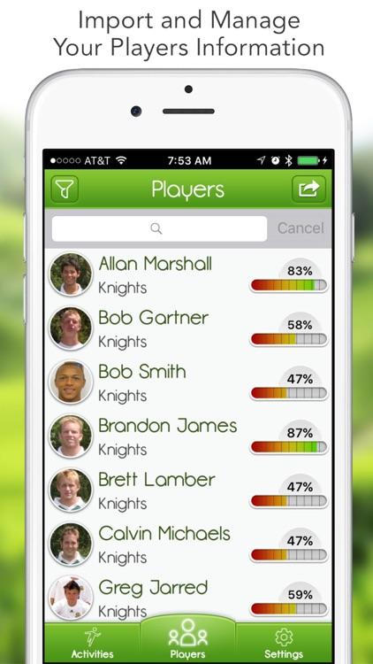 iGrade for Basketball Coach screenshot-0
