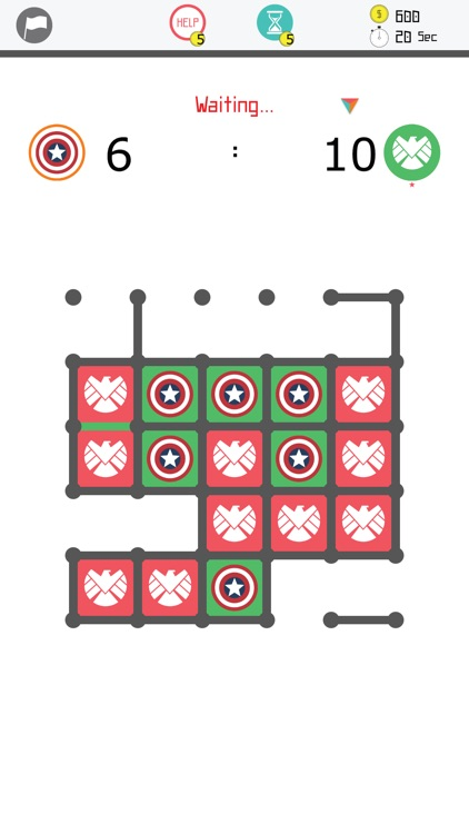 4our Dots - Dots and Boxes screenshot-3