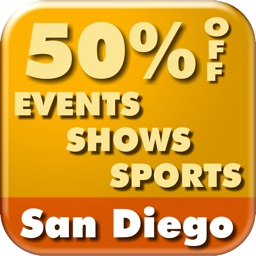 50% Off San Diego Shows, Events, Attractions, and Sports Guide by Wonderiffic®