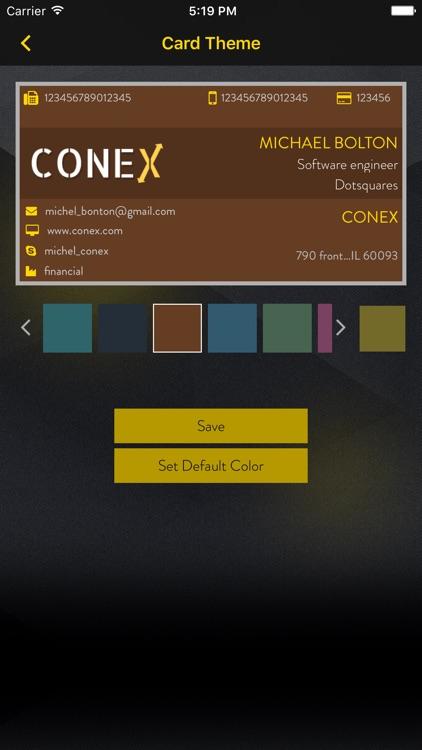 ConeX screenshot-4