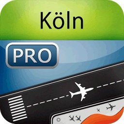 Cologne Airport Pro (CGN) Flight Tracker