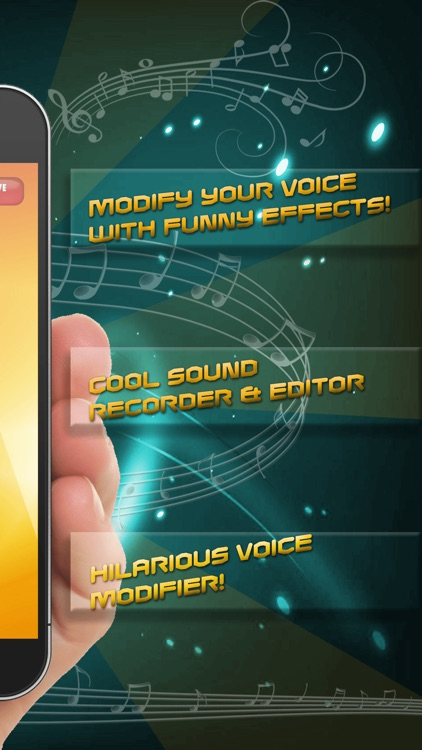 Funny Voice Changer & Recorder – Make Hilarious Audio Recordings With Cool Sound Effects