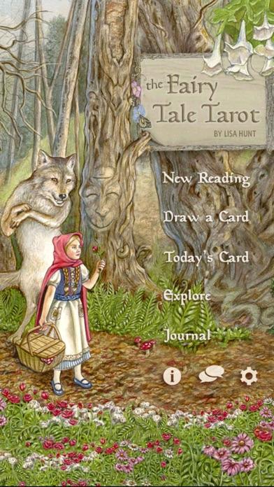 The Fairy Tale Tarot-0