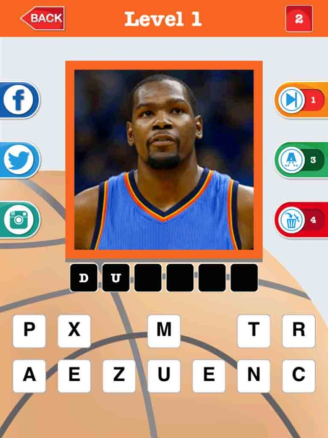 Guess The Basketball Player on the App Store