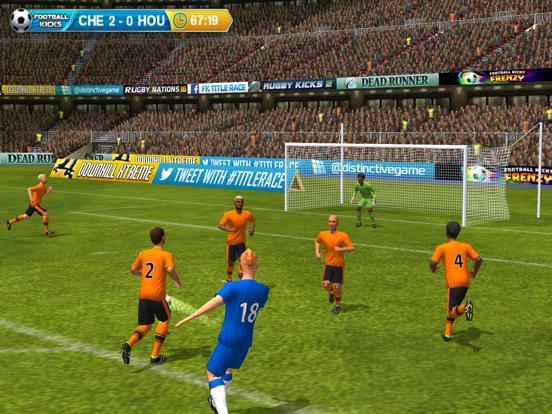 Football Kicks: Title Race-ipad-2
