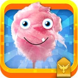 Cooking Cookies Cotton Candy-Make tasty cotton candies game for doora