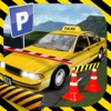 New York Taxi Parking 3d - Crazy Yellow Cab Driver in City Traffic Simulator