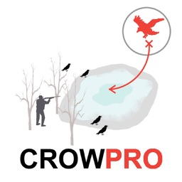 Crow Hunt Planner for Crow Hunting - AD FREE CROWPRO