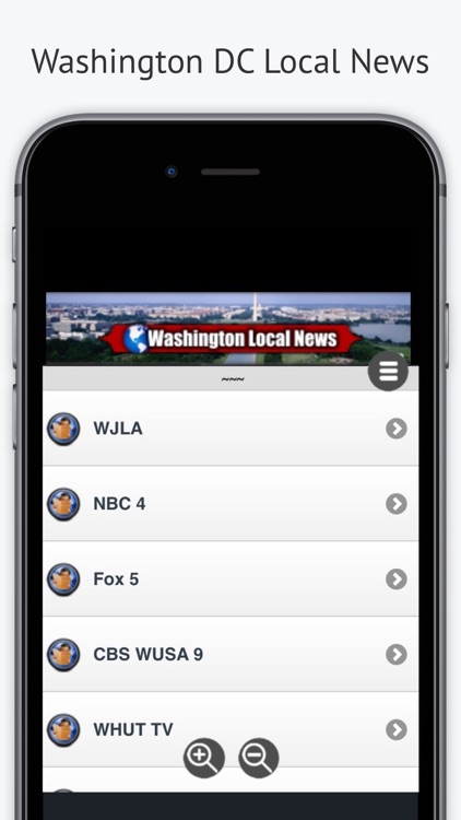 Washington DC Local News
