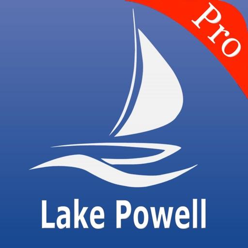 Lake Powell Nautical charts pro