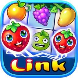 Garden Fruit Link Deluxe - Match 3 Fruit Mania