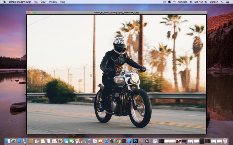Hot Simple Image Viewer скриншот программы 4