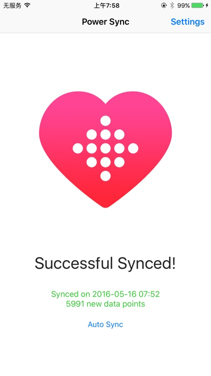 Power Sync for Fitbit