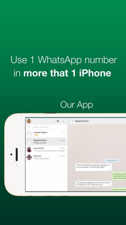 Messenger Pro for WhatsApp App