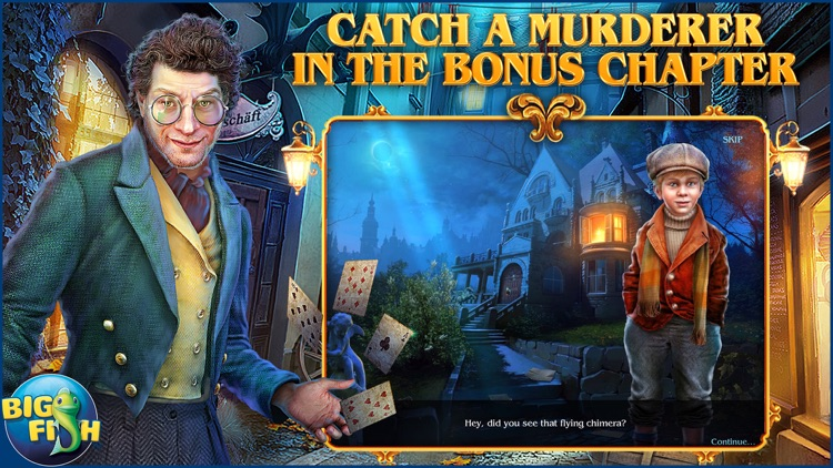 Chimeras: The Signs of Prophecy - A Hidden Object Adventure (Full) screenshot-3