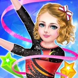 Stars Gymnastics Academy - Sports Team 2016: SPA, Makeup & Dressup Game