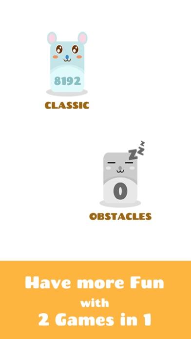 2048 パズル ゲーム 可愛いペット 猫や 犬やスクリーンショット4