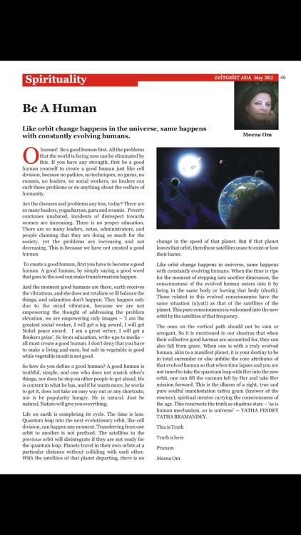 ZeiTGeiST ASIA Magazine screenshot-4