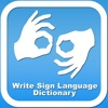 Write Sign Language Dictionary - Offline AmericanSign Language Ranking