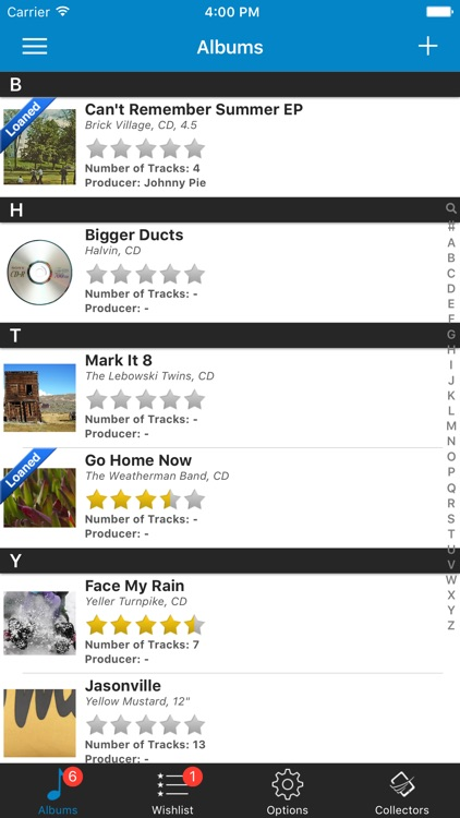 Music Collector Database, Discogs Library screenshot-3