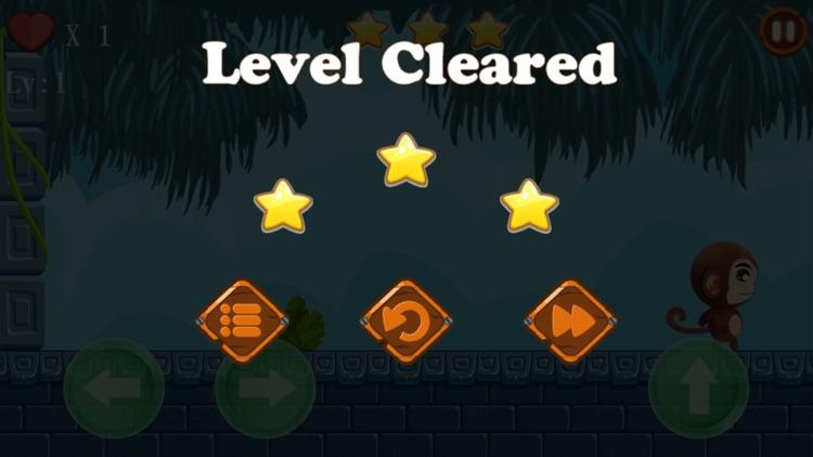 Jungle Monkey Adventure screenshot-3