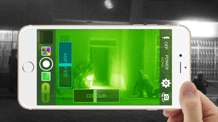 True Night Vision! Camera For Photo & Video