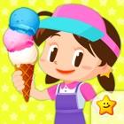 Let's do pretend Ice-cream shop! - Work Experience-Based Brain Training App