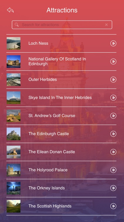 Scotland Tourist Guide screenshot-2