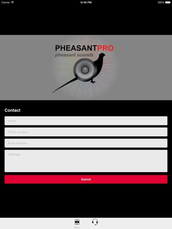 REAL Pheasant Calls and Pheasant Sounds for Pheasant Hunting screenshot-3