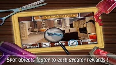 Aroma Salon Hidden Objects Game