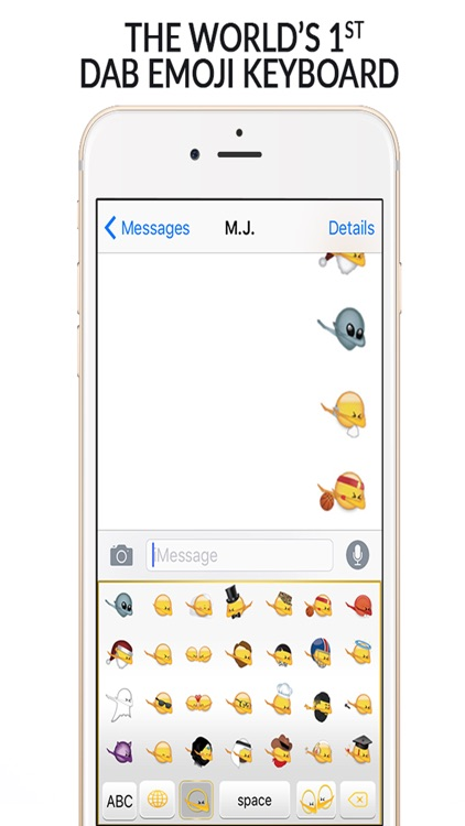 DABMOJI Keyboard screenshot-3