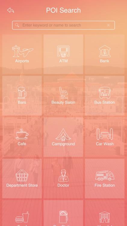 Spot Travel Guide screenshot-4
