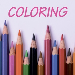 Coloring Book for Adults - Free  Color Art Therapy Pages, Stress Relief, Mandala & Relaxation