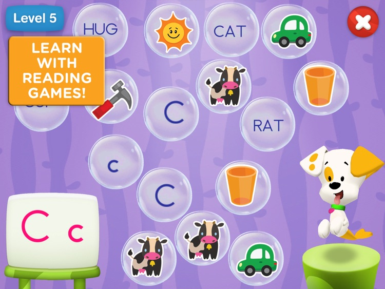 Bubble Puppy: Play and Learn - App Store MetricsCat