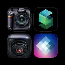 Filter Lens 360 Pro Bundle - Best Photo Editor Amazing Camera 500 Filters Effect Dark