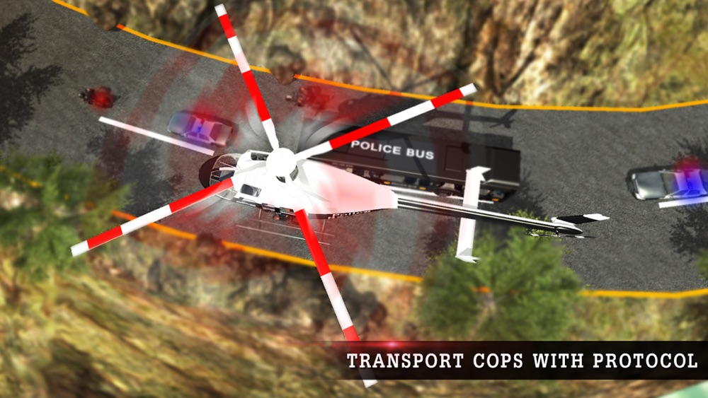 Off Road Police Bus Driving - Transport Cops with Protocol in Extreme Weather Conditions hack tool