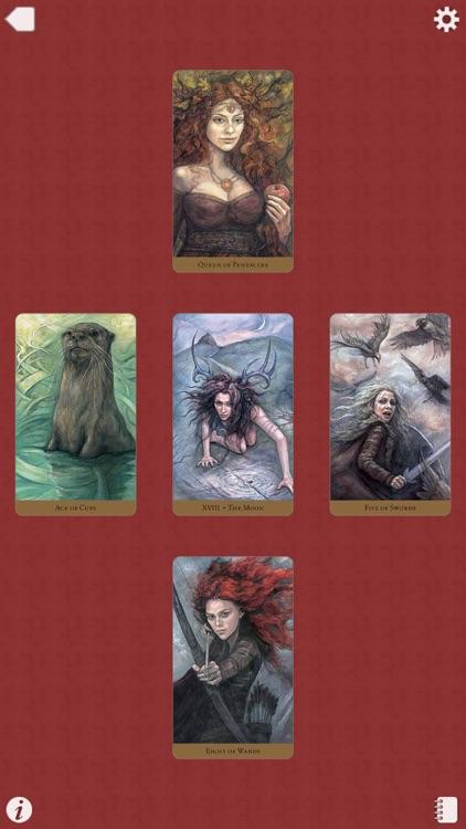 Tarot of the Hidden Realm screenshot-4