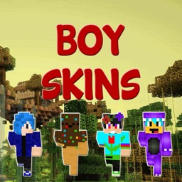 Best Boy Skins - Cute Skins for Minecraft PE & PC