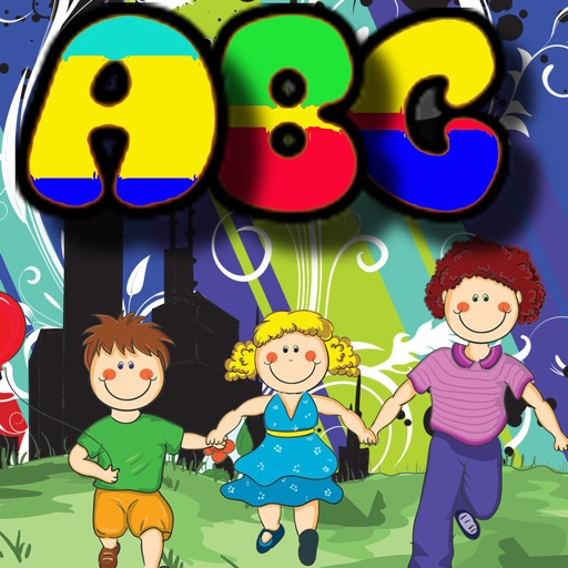 ABC First Words Educational Learning Games for Preschool And Kindergarden or 2,3,4 to 5 Years Old