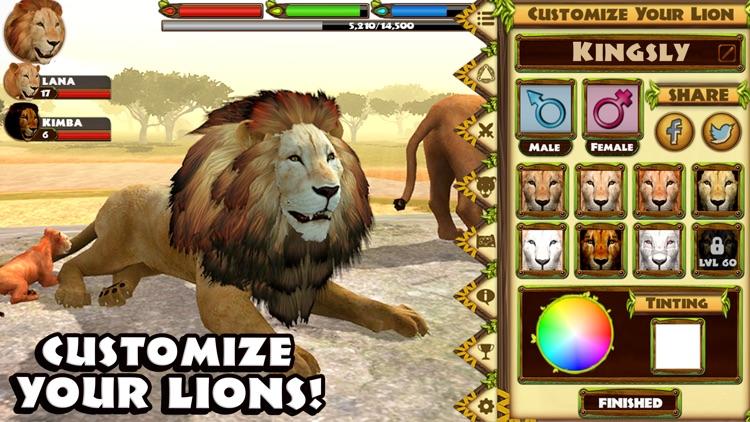 Ultimate Lion Simulator screenshot-4